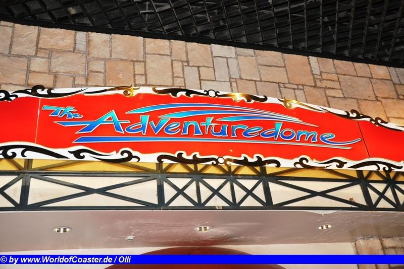 Adventure Dome Las Vegas