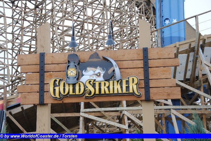 Gold Striker @ California´s Great America