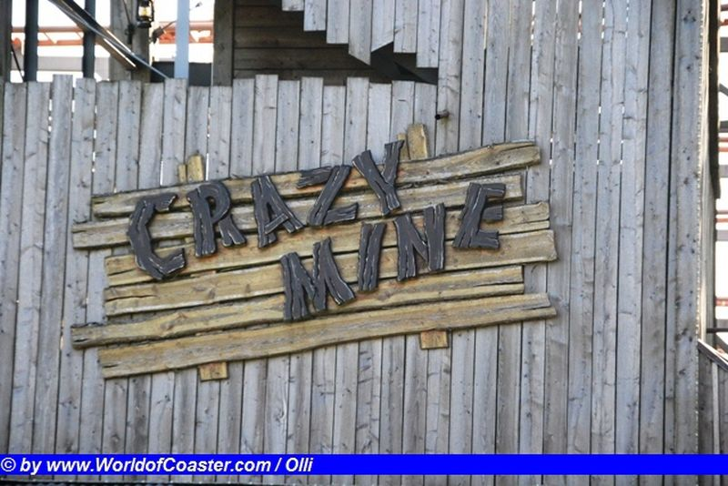 Crazy Mine @ HANSA-PARK