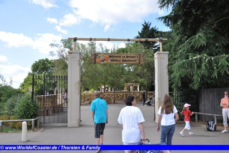 Chessington World of Adventure / GB