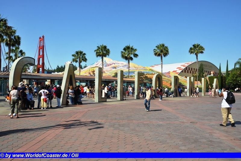 Disney´s California Adventure