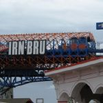 Blackpool Pleasure Beach - Irn-Bru Revolution - 002