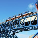 Blackpool Pleasure Beach - Irn-Bru Revolution - 005