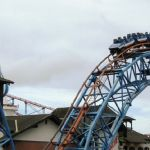 Blackpool Pleasure Beach - Irn-Bru Revolution - 006