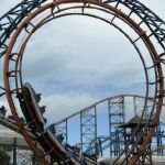 Blackpool Pleasure Beach - Irn-Bru Revolution - 008