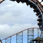 Blackpool Pleasure Beach - Irn-Bru Revolution - 009