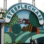 Blackpool Pleasure Beach - Steeplechase - 001