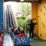 Blackpool Pleasure Beach - Zipper Dipper - 001