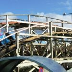 Blackpool Pleasure Beach - Zipper Dipper - 002