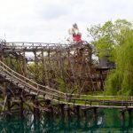 Cedar Point - Cedar Creek Mine Ride - 002