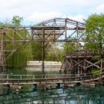 Cedar Point - Cedar Creek Mine Ride - 003