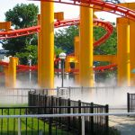 Cedar Point - Iron Dragon - 008