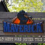 Cedar Point - Maverick - 001