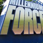 Cedar Point - Millennium Force - 001