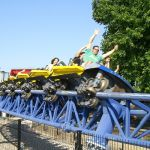 Cedar Point - Millennium Force - 003