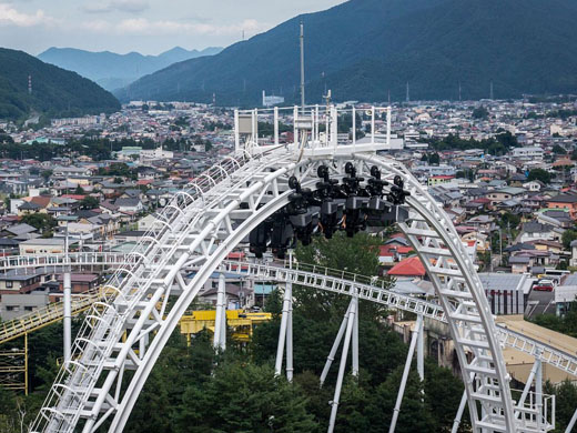 Do-Dodonpa @ Fuji-Q Highland