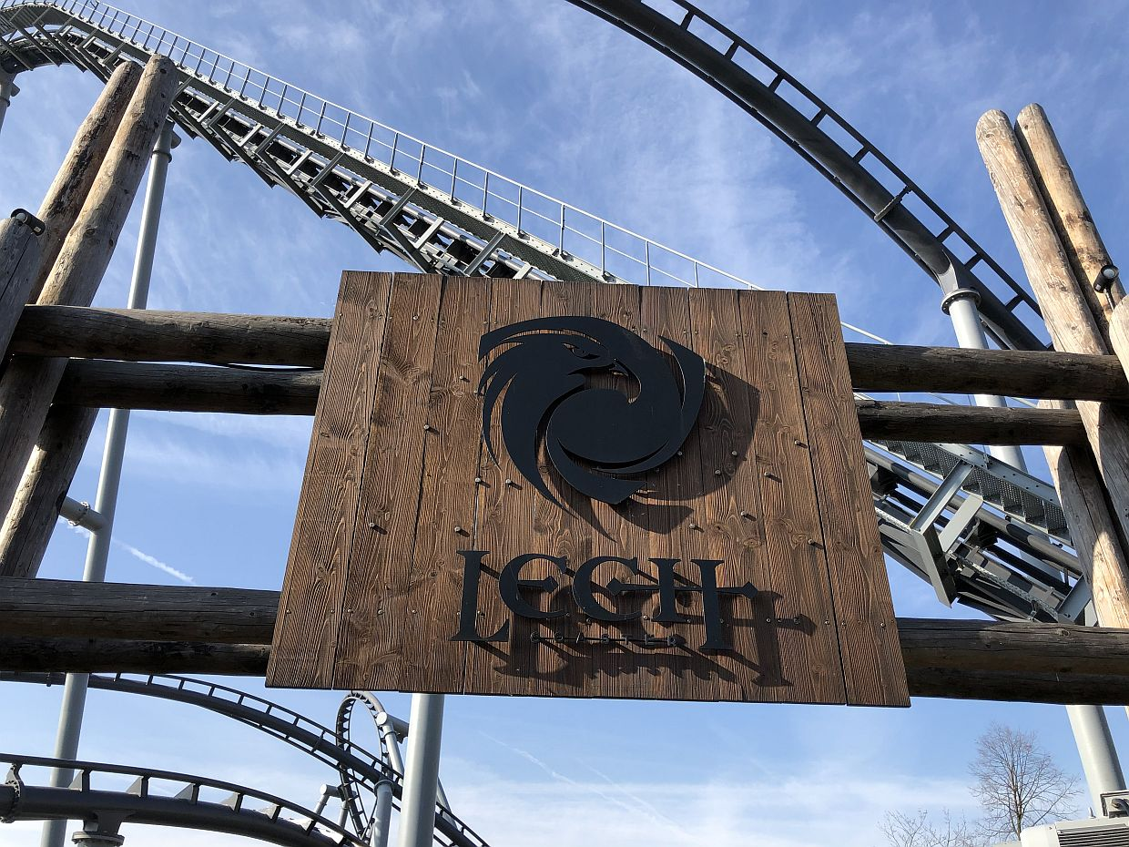 Lech Coaster @ Legendia