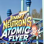Movie Park Germany - Jimmy Neutrons Atomic Flyer - 001