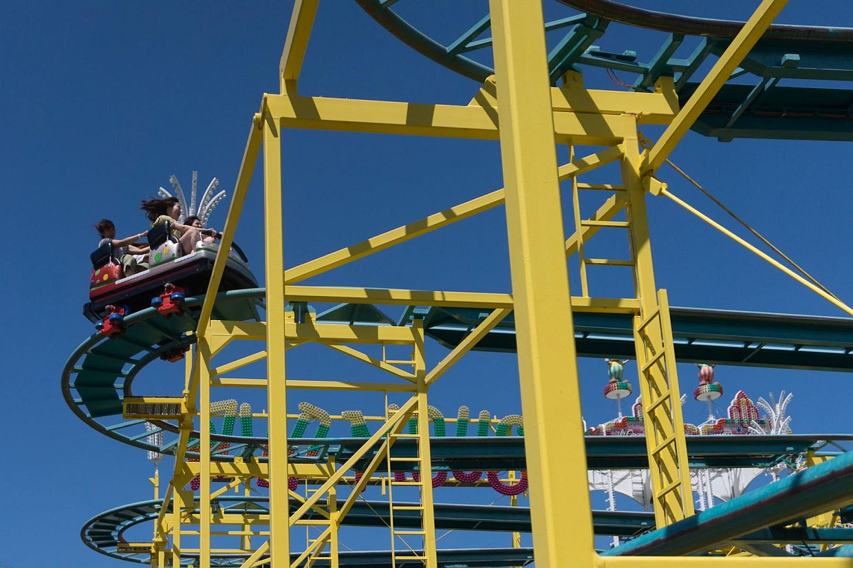 Wild Mouse @ Nagashima Spa Land