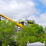 Six Flags Great America - Batman the Ride - 024