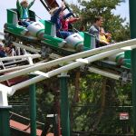 Six Flags Great America - Spacelys Sprocket Rocket - 003