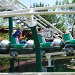 Six Flags Great America - Spacelys Sprocket Rocket - 004