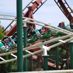 Six Flags Great America - Spacelys Sprocket Rocket - 005
