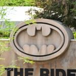Six Flags Magic Mountain - Batman the Ride - 001