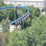 Six Flags Magic Mountain - Batman the Ride - 006
