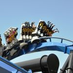 Six Flags Magic Mountain - Batman the Ride - 011