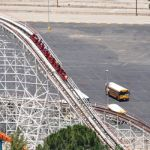 Six Flags Magic Mountain - Colossus - 003