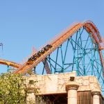 Six Flags Magic Mountain - Goliath - 016