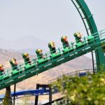 Six Flags Magic Mountain - Riddlers Revenge - 002