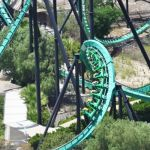 Six Flags Magic Mountain - Riddlers Revenge - 015