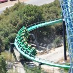 Six Flags Magic Mountain - Riddlers Revenge - 019