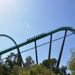 Six Flags Magic Mountain - Riddlers Revenge - 021