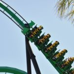 Six Flags Magic Mountain - Riddlers Revenge - 024
