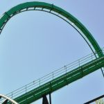 Six Flags Magic Mountain - Riddlers Revenge - 028