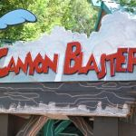 Six Flags Magic Mountain - Canyon Blaster - 001