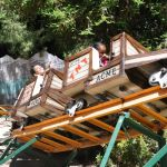 Six Flags Magic Mountain - Canyon Blaster - 003
