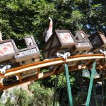 Six Flags Magic Mountain - Canyon Blaster - 004
