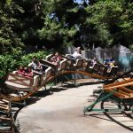 Six Flags Magic Mountain - Canyon Blaster - 006