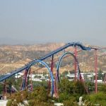 Six Flags Magic Mountain - Scream - 002