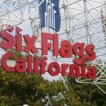 Six Flags Magic Mountain - 001