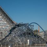 Six Flags Magic Mountain - Twisted Colossus - 359