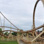Attractiepark Slagharen - Thunder Loop - 011