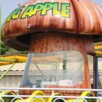 Southport Pleasureland - Happy Caterpillar - 003