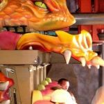 Universal Islands of Adventure - Duelling Dragons - 002