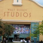 Walt Disney Studio - Front Lot - 001